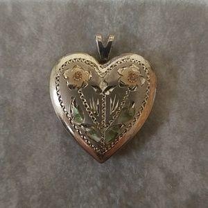 Vintage 14K Gold Filled Heart Locket